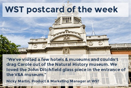 WST Postcard Of The Week Jan