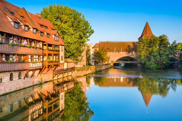 Nuremberg Germany River