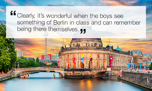 Berlin Quotes New