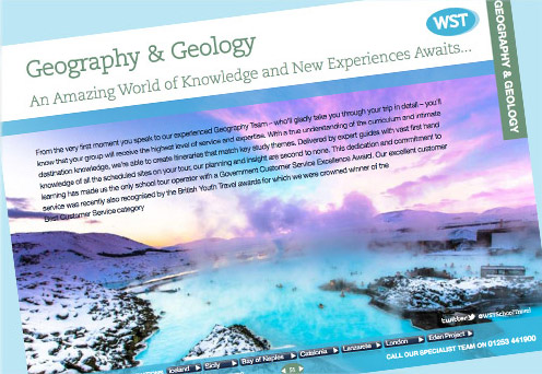 Geography and Geology
