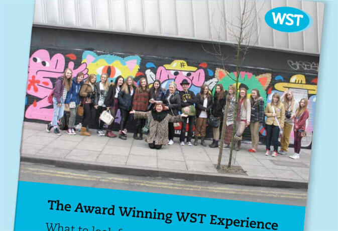 The Award Winning WST experience