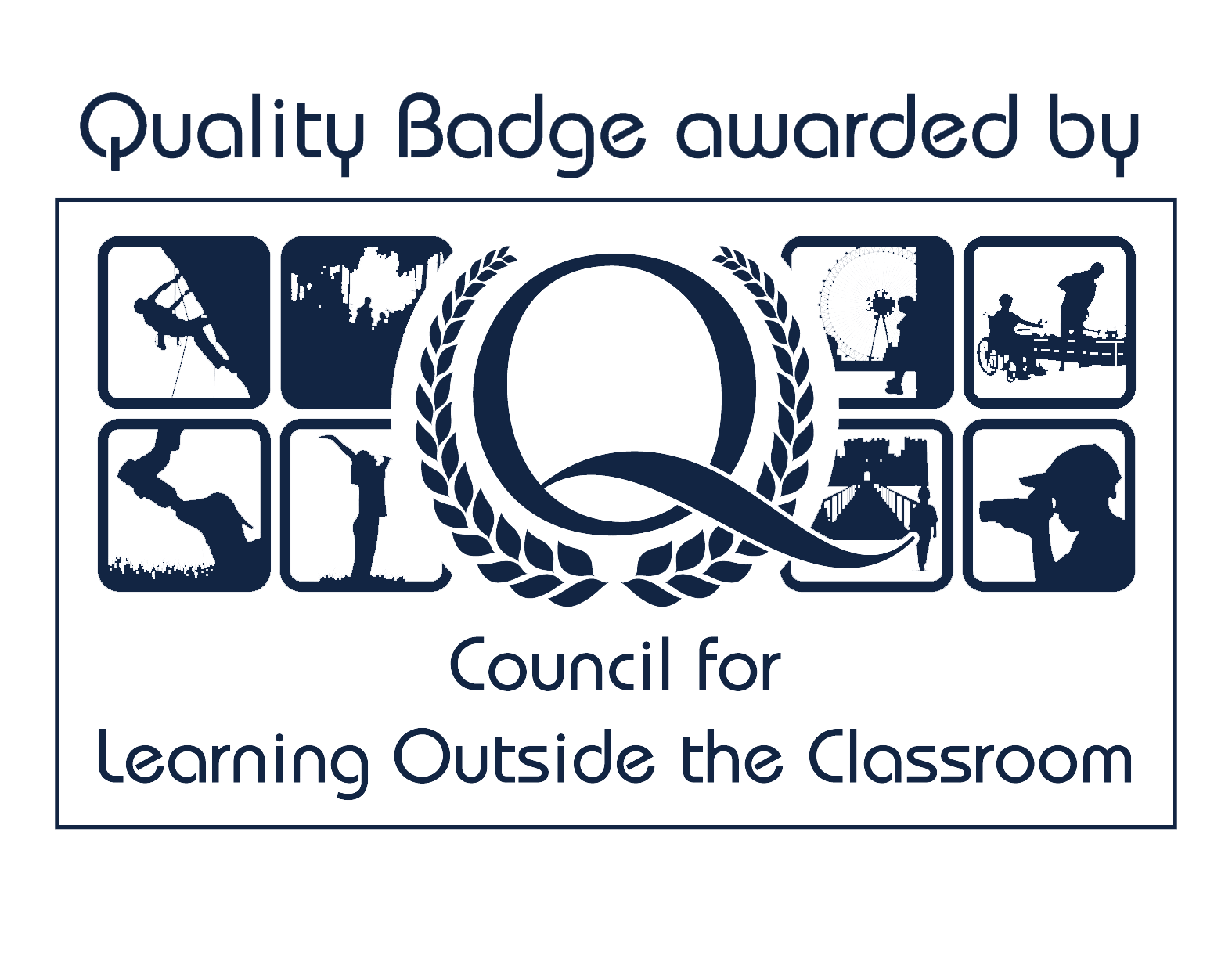 Quality Badge - Council for Learning Outside the Classroom